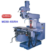 Cens.com Vertical & Horizontal Milling Machine EUMEGA MACHINERY WORKS CO., LTD.