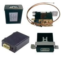 Thermo Relays/ Thermistors/ Thermo amplifier