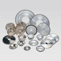 鑽石與氮化硼砂輪