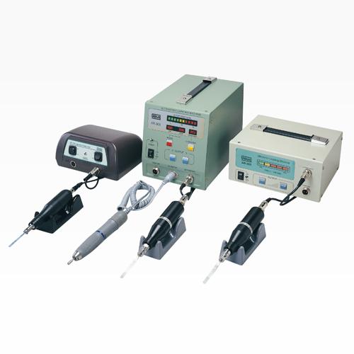 超音波振動研磨機