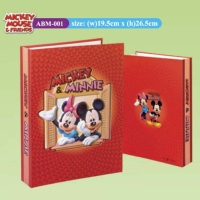 Raised Relief Albums (Mickey)