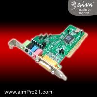 Hi-Live Plus 4 channel PC audio sound card
