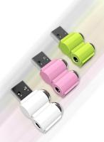iBullet USB 4 pole plug adaptor – for Sound and Talk
