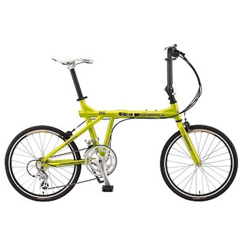 R6-20吋鋁製摺疊自行車
