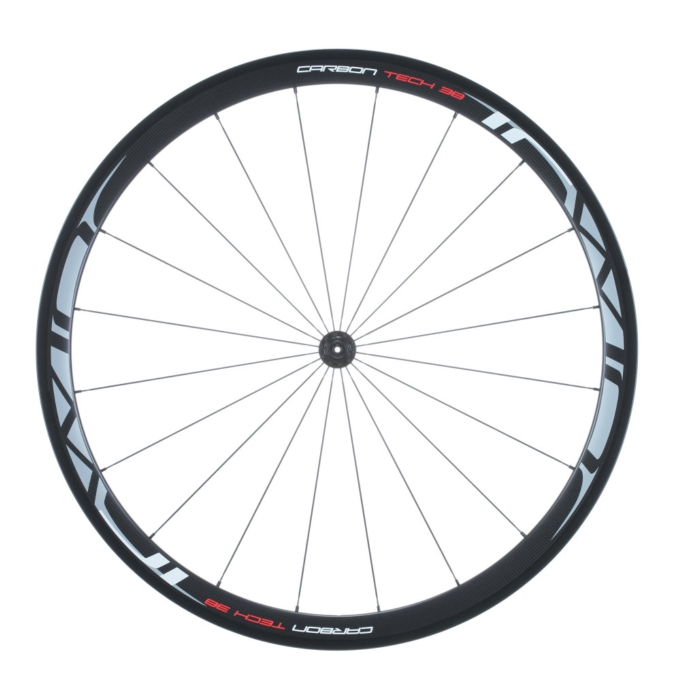 IRWIN 38mm Full Carbon Fiber Clincher Wheel Sets