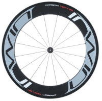 IRWIN 85mm Full Carbon Fiber Clincher Wheel Sets