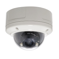 3 Megapixel WDR IP Dome camera