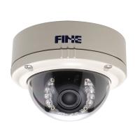 1080P HD Vandal Dome IP camera