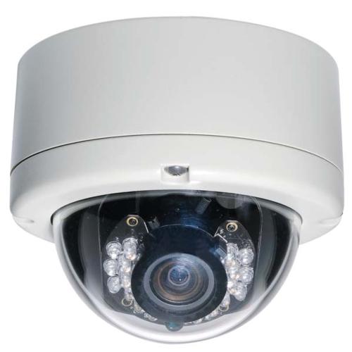 2 Megapixel Vandal Dome IP Camera