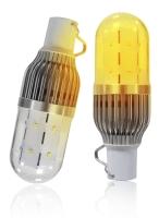 Portable mosquito repellent lamp