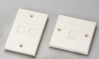 Cens.com Faceplates for Keystone Jack USA Style 允閏實業有限公司
