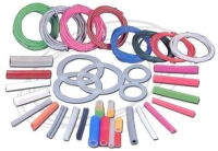 Silicone Extruding Profile trbing, Cords, Wire