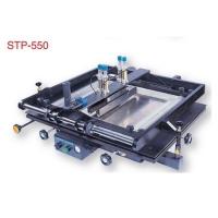 SMT生产设备 >> 半自动锡膏印刷机