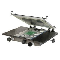 SMT Production Equipment >> Manual Stencil Printer
