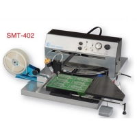 SMT Production Equipment >> SMT Semi-automatic Pick and Place Machine with spot glue