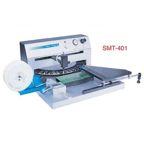 SMT Production Equipment >> SMT semi-automatic Pick and Place Machine
