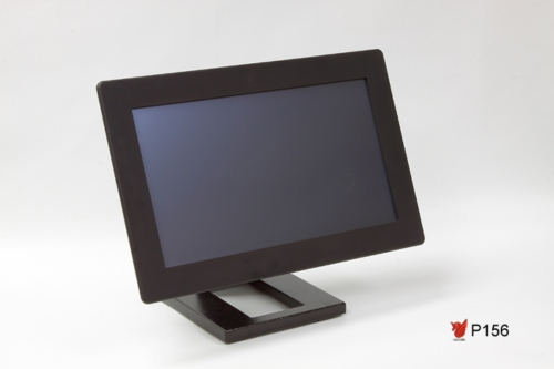 "Slim line 15.6"" FAN-LESS Panel PC with IP65 water-proofed"