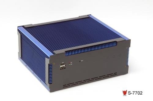 Intel Sandy Bridge FAN-LESS System with iAMT