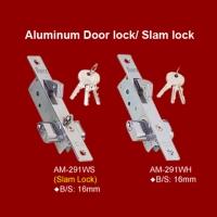 Aluminum Door Lock/ Slam Lock