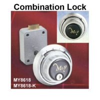 Combination Safe Box Lock