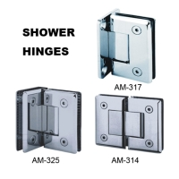 Cens.com Glass Shower Hinge AMEX HARDWARE CO., LTD.