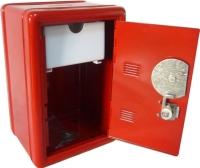 Metal cash box
