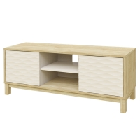 Cens.com Modern TV Stand with Textured doors ROYCE ENTERPRISE CO., LTD.