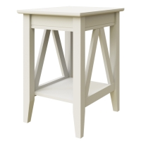 Modern TV Stand with Textured doors