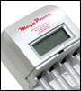 LCD Display Battery Charger
