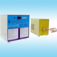 New-HP-Cube Medium High Frequency Inductive Heater for Hardening, Forging (30-100KHz)