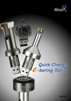 Quick Change e-boring Tools
