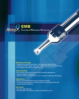 EMB Eccentrical Mechanism Boring Bars
