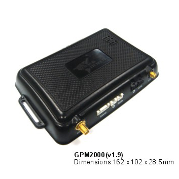 GPS/GPRS Tracking Device