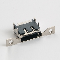 HDMI 19pin SMT Type with Side Flange