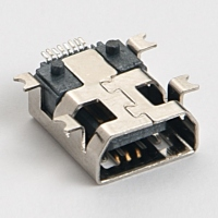 MINI USB 10PIN SMT Type