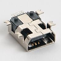 迷你型USB 10PIN SMT型