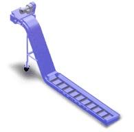 Scraper Type Chip Conveyor / Magnetic Model