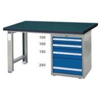 重量型单柜工作桌