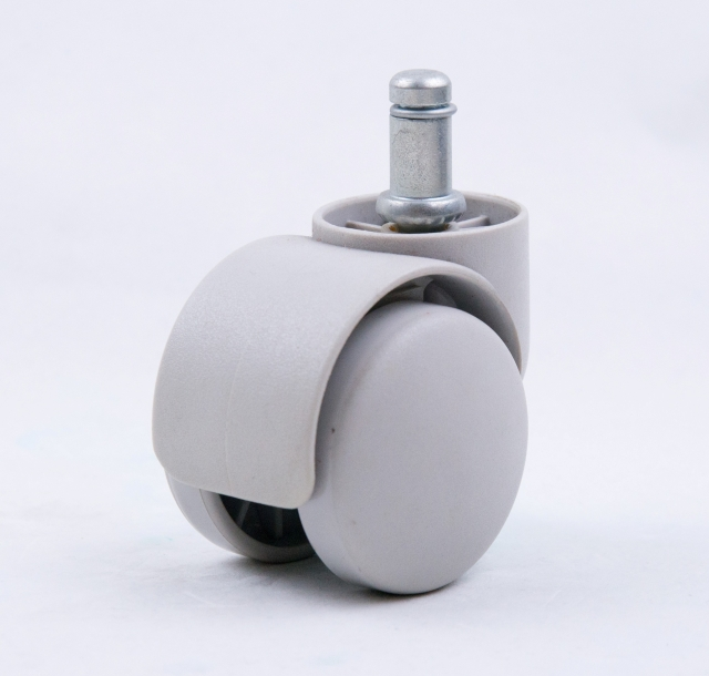 Compression Brake Caster
