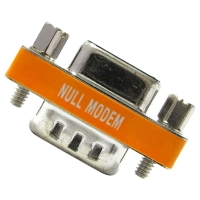 Null Modem (RS232) - Adapter