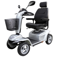 Cens.com Deluxe Heavy Duty Four Wheel Mobility Scooter CHIEN TI ENTERPRISE CO., LTD.
