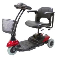 Tubular Three Wheel Mobility Scooter