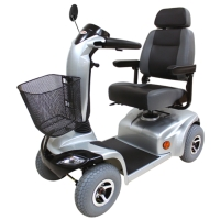 Deluxe Mid-Range Four Wheel Mobility Scooter