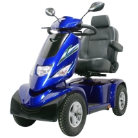 Robust Four Wheel Mobility Scooter