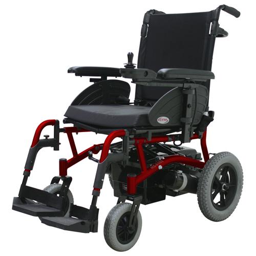 Low Maintenance Folding Power Chair