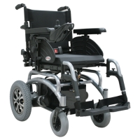 Multi-Adjustment, Fixed Frame Power Chair