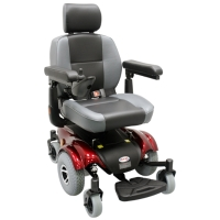 Compact Mid-Wheel Drive Power Chair