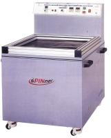 Magnetic De-burring & Polishing Machine