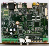 """3.5"""" ARM11 SBC Specifications"""