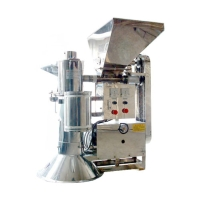 High Speed Crushing & Powder Collecting Machine